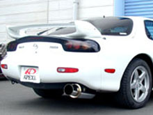 RX-7 FD-3S N1 evolution マフラー