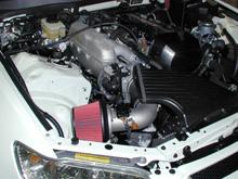 アルテッツァ SXE10 パワーインテーク