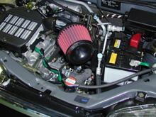 ワゴンR MC22Stb('02/9~'03/9) パワーインテーク
