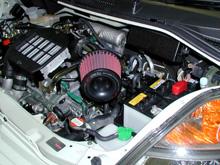 MRワゴン MF21Stb パワーインテーク