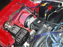 GTO Z16Atb パワーインテーク